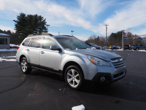 2014 Subaru Outback for sale at Patriot Motors in Cortland OH