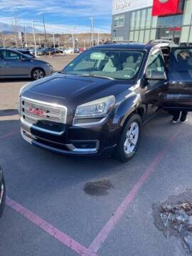 2013 GMC Acadia for sale at EMPIRE LAKEWOOD NISSAN in Lakewood CO