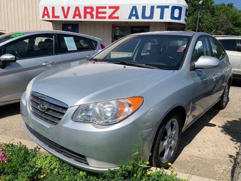 2007 Hyundai Elantra for sale at ALVAREZ AUTO SALES in Des Moines IA