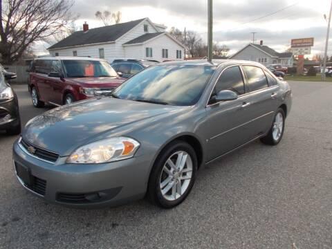 2008 Chevrolet Impala for sale at Jenison Auto Sales in Jenison MI