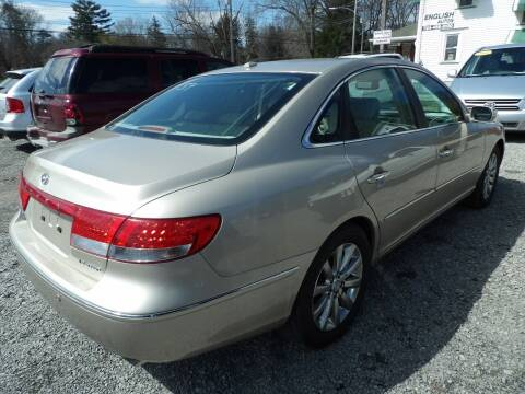 2009 Hyundai Azera for sale at English Autos in Grove City PA