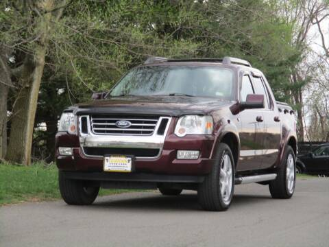 2007 Ford Explorer Sport Trac for sale at Loudoun Used Cars in Leesburg VA