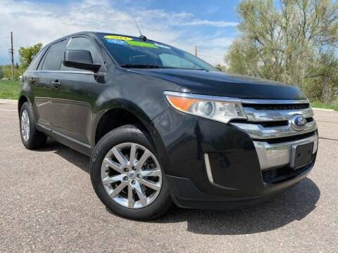 2011 Ford Edge for sale at UNITED Automotive in Denver CO