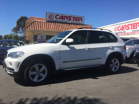 2009 BMW X5 for sale at CARSTER in Huntington Beach CA