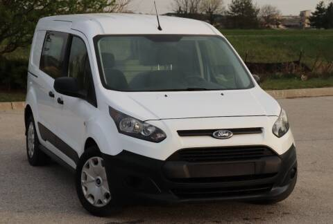 2016 Ford Transit Connect Cargo for sale at Big O Auto LLC in Omaha NE