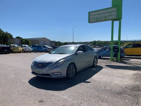 2011 Hyundai Sonata for sale at Independent Auto in Belle Fourche SD