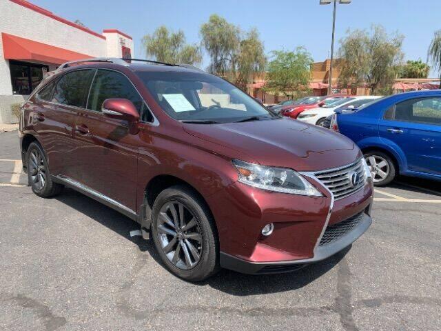 2015 Lexus RX 350 for sale at Brown & Brown Wholesale in Mesa AZ