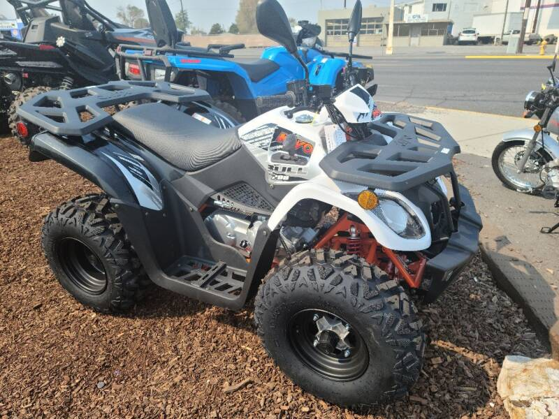 2021 KAYO Bull 200 for sale at WolfPack PowerSports in Moses Lake WA