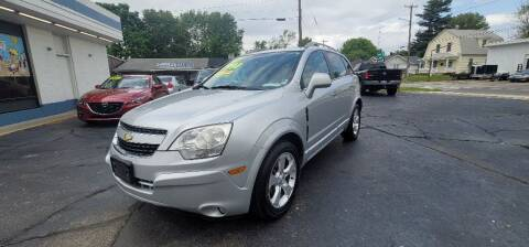 2013 Chevrolet Captiva Sport for sale at Superior Automotive Group in Owensboro KY