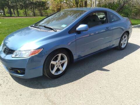 2009 Honda Civic for sale at Jan Auto Sales LLC in Parsippany NJ