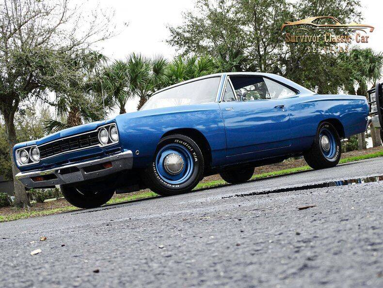 1968 Plymouth Roadrunner for sale in Palmetto, FL