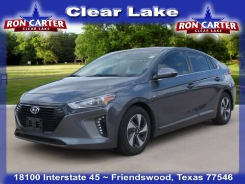 2018 Hyundai Ioniq Hybrid for sale at Ron Carter  Clear Lake Used Cars in Houston TX