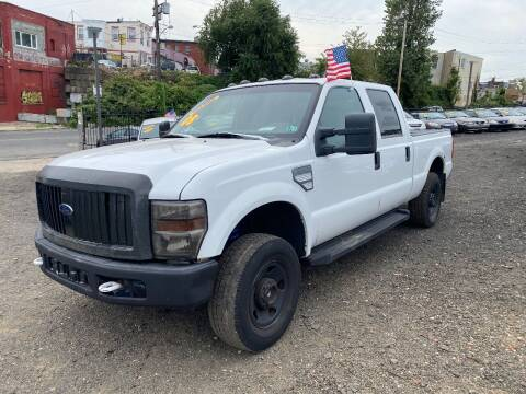 2008 Ford F-250 Super Duty for sale at Noah Auto Sales in Philadelphia PA