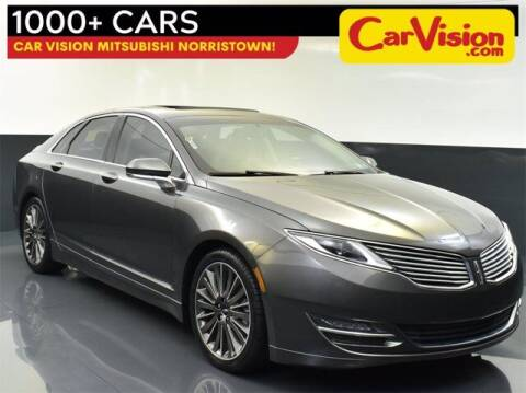 2016 Lincoln MKZ for sale at Car Vision Buying Center in Norristown PA
