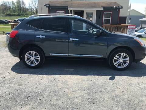 2013 Nissan Rogue for sale at PENWAY AUTOMOTIVE in Chambersburg PA