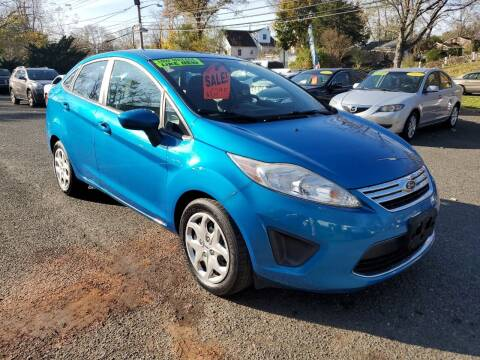 2012 Ford Fiesta for sale at CENTRAL GROUP in Raritan NJ
