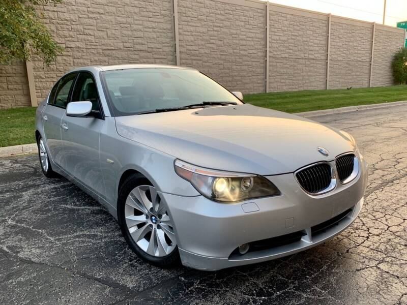 2006 BMW 5 Series for sale at EMH Motors in Rolling Meadows IL