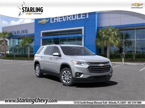 2021 Chevrolet Traverse for sale at Pedro @ Starling Chevrolet in Orlando FL