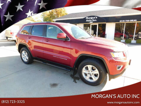 2014 Jeep Grand Cherokee for sale at Morgan's Auto Inc in Paoli IN