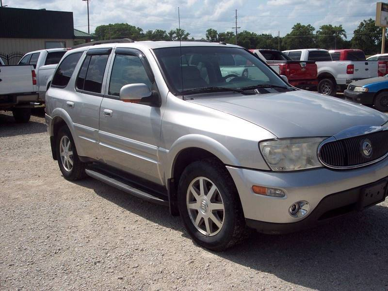 2004 Buick Rainier for sale at Frieling Auto Sales in Manhattan KS