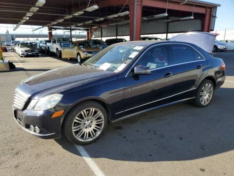 2010 Mercedes-Benz E-Class for sale at On Line VW BENZ 70's Group in Warehouse CA
