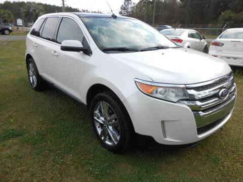 2011 Ford Edge for sale at Jeff's Auto Wholesale in Summerville SC