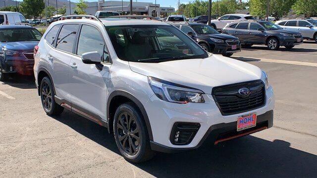 2021 Subaru Forester for sale in Carson City, NV