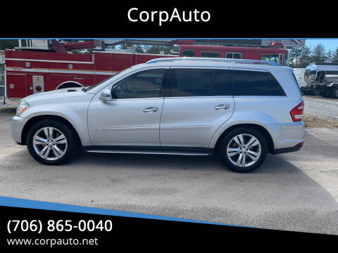 2012 Mercedes-Benz GL-Class for sale at CorpAuto in Cleveland GA