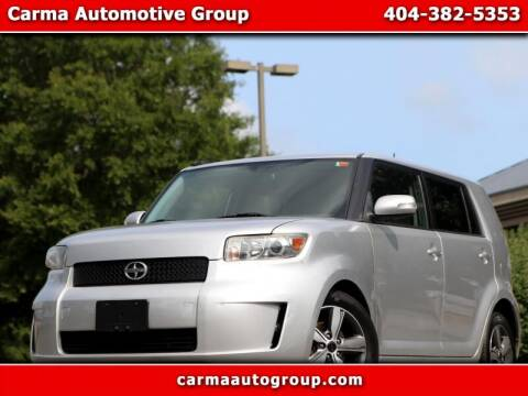 2010 Scion xB for sale at Carma Auto Group in Duluth GA