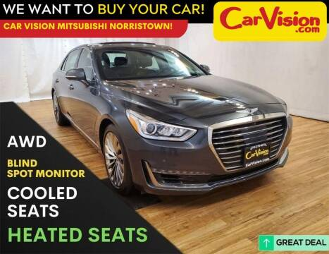 2018 Genesis G90 for sale at Car Vision Mitsubishi Norristown in Trooper PA