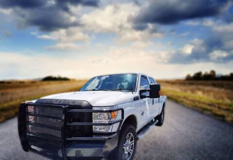2016 Ford F-250 Super Duty for sale at Celebrity Auto Sales in Fort Pierce FL