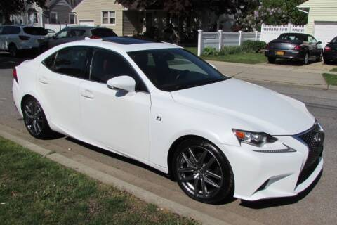 2015 Lexus IS 250 for sale at First Choice Automobile in Uniondale NY