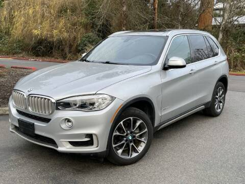 2018 BMW X5 for sale at Halo Motors in Bellevue WA