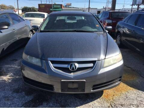 2005 Acura TL for sale at Jerry Allen Motor Co in Beaumont TX