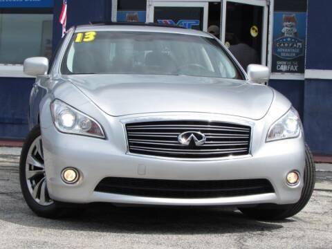 2013 Infiniti M37 for sale at VIP AUTO ENTERPRISE INC. in Orlando FL