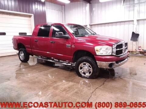 2007 Dodge Ram Pickup 2500 for sale at East Coast Auto Source Inc. in Bedford VA