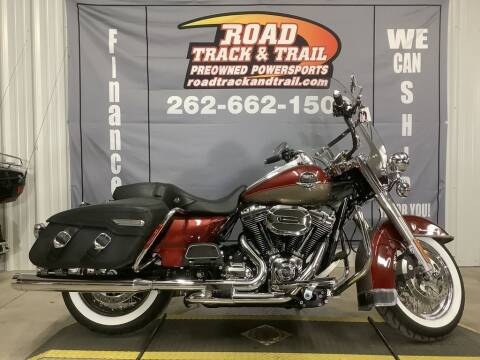 2009 Harley-Davidson® FLHRC - Road King® Classi for sale at Road Track and Trail in Big Bend WI