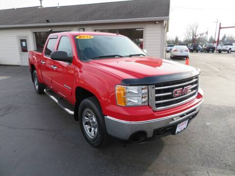 2013 GMC Sierra 1500 for sale at Tri-County Pre-Owned Superstore in Reynoldsburg OH