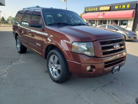 2008 Ford Expedition for sale at Gordon Auto Sales LLC in Sioux City IA