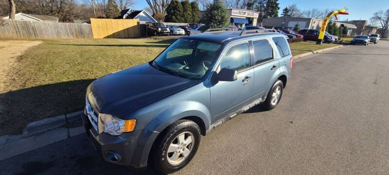 2011 Ford Escape for sale at Steve's Auto Sales in Madison WI