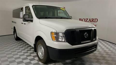 2019 Nissan NV Passenger for sale at BOZARD FORD in Saint Augustine FL