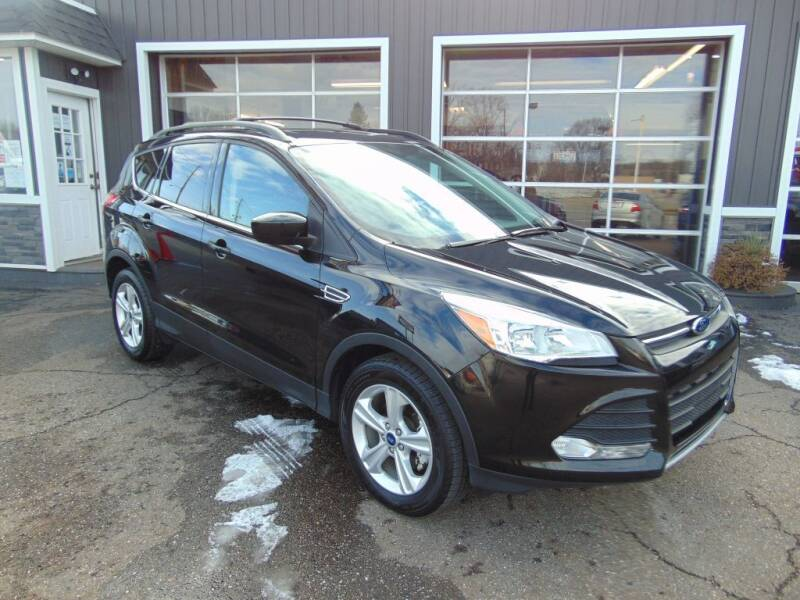 2013 Ford Escape for sale at Akron Auto Sales in Akron OH