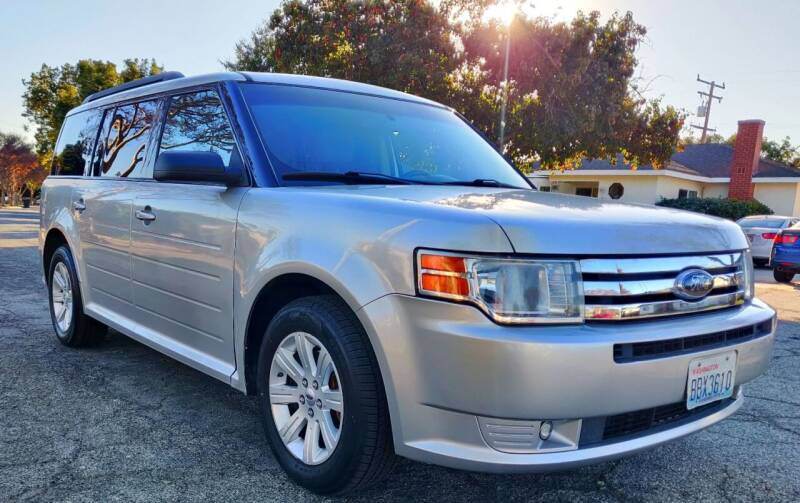 2010 Ford Flex for sale at Apollo Auto El Monte in El Monte CA