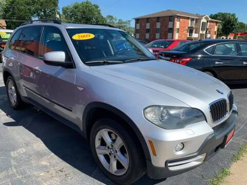 2009 BMW X5 for sale at KENNEDY AUTO CENTER in Bradley IL