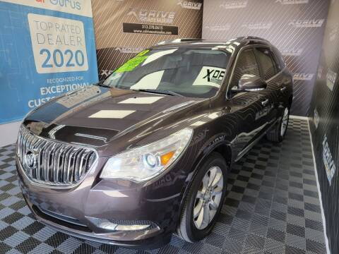 2013 Buick Enclave for sale at X Drive Auto Sales Inc. in Dearborn Heights MI