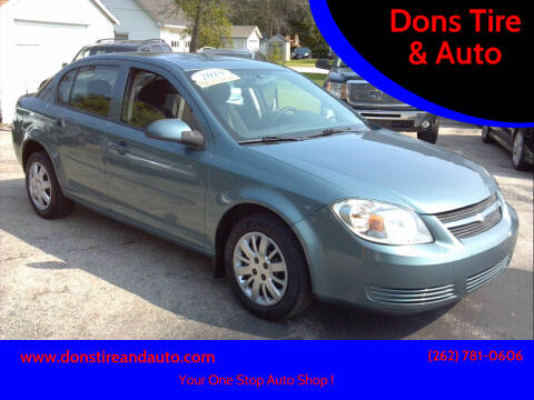 2010 Chevrolet Cobalt for sale at Dons Tire & Auto in Butler WI