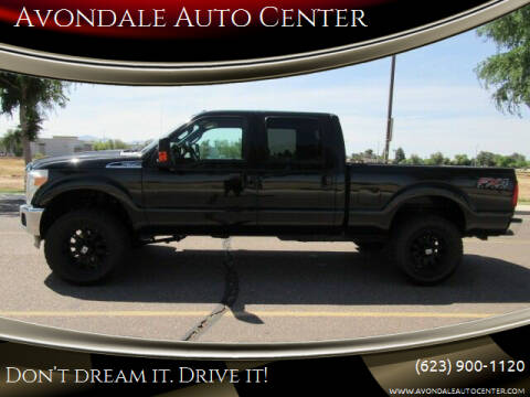 2014 Ford F-350 Super Duty for sale at Avondale Auto Center in Avondale AZ