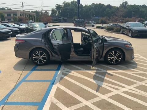 2019 Toyota Camry for sale at A & K Auto Sales in Mauldin SC