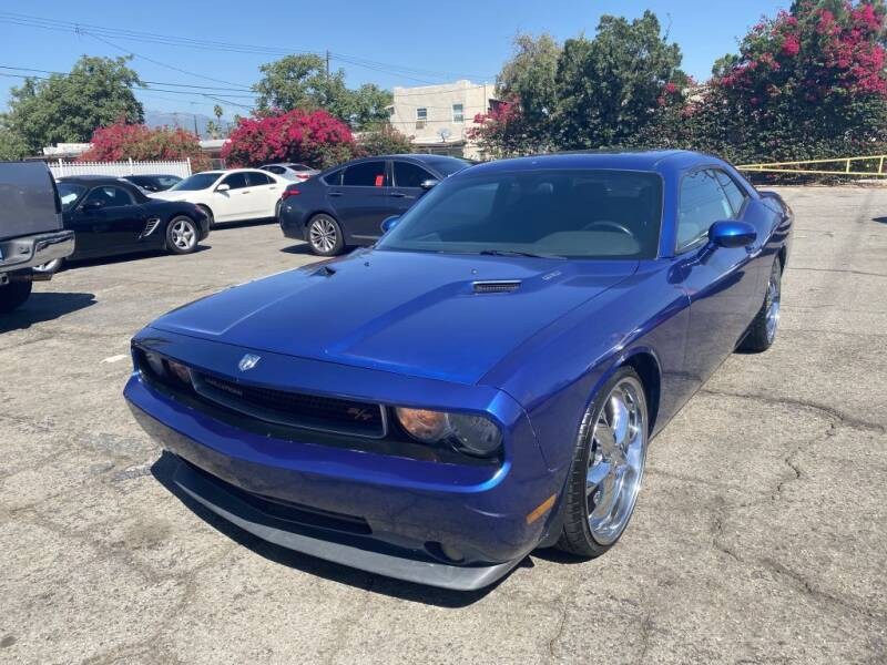 2010 Dodge Challenger for sale at AutoHaus in Colton CA