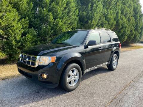 2009 Ford Escape for sale at Front Porch Motors Inc. in Conyers GA